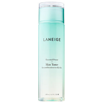 LANEIGE Essential Power Skin Toner for Combination to Oily Skin 6.7 oz/ 200 mL