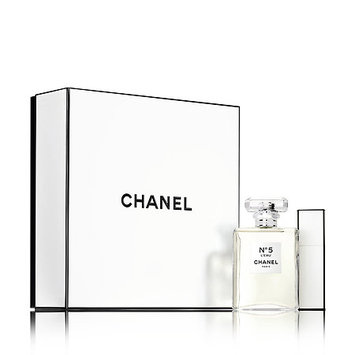 CHANEL N-5 L'EAU Eau de Toilette Twist & Spray Gift Set