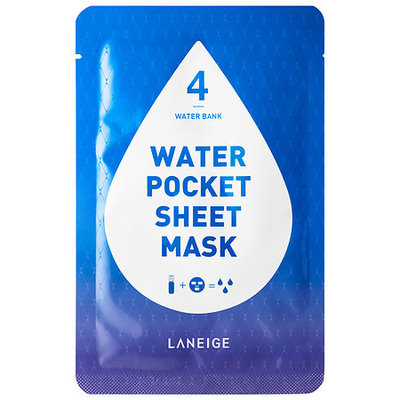 LANEIGE Water Pocket Sheet Mask
