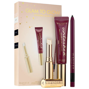 Wander Beauty Glam To Glow Kit