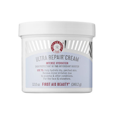 First Aid Beauty Ultra Repair Cream 12 oz/ 340.2 g