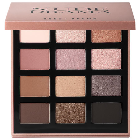 Bobbi Brown Nude Drama Eyeshadow Palette