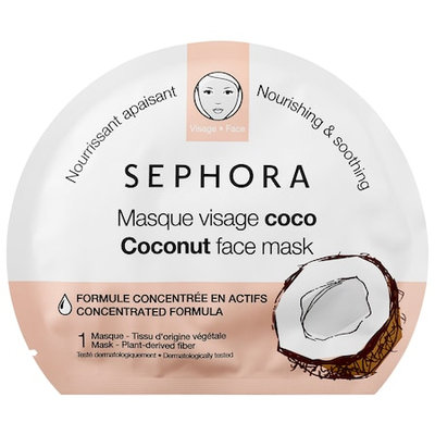SEPHORA COLLECTION Face Mask Coconut Nourishing & Soothing