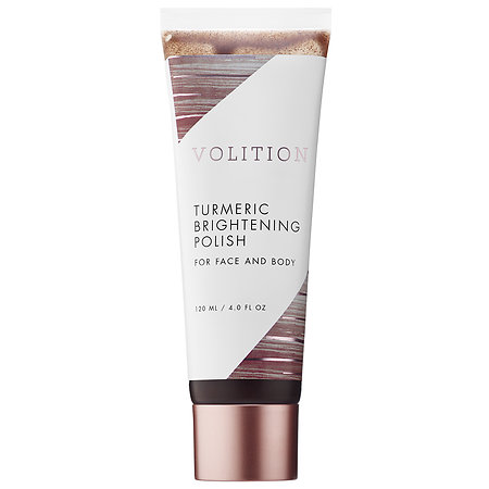 Volition Beauty Turmeric Brighetnening Polish