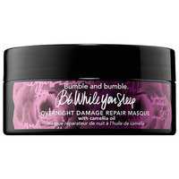 Bumble and bumble. While You Sleep Overnight Damage Repair Masque
