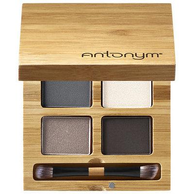 Antonym Certified Organic Eyeshadow Quattro To The Moon and Black 0.21 oz/ 6 g