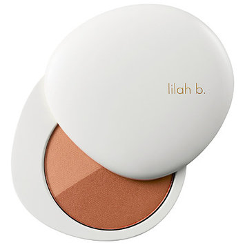 lilah b. Bronzed Beauty™ Bronzer Duo b. sunkissed 0.32 oz/ 9 g