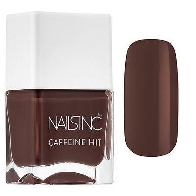 NAILS INC. Caffeine Hit Nail Polish Collection Espresso Martini 0.47 oz/ 14 mL