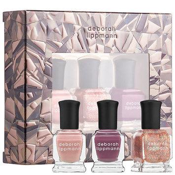 Deborah Lippmann Color On Glass Nail Polish Set