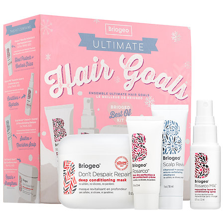 Briogeo Ultimate Hair Goals Best Kit