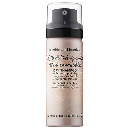 Slide: Bumble and bumble Bb. Pret-a-Powder Tres Invisible Dry Shampoo with French Pink Clay