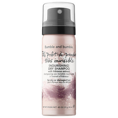 Bumble and bumble. Pret-a-Powder Tres Invisible Nourishing Dry Shampoo with Hibiscus Extract