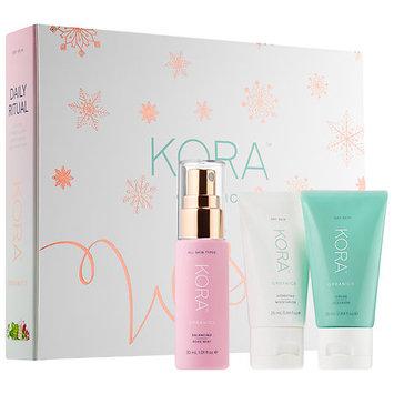 KORA Organics Daily Ritual Kit for Dry Skin