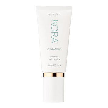KORA Organics Soothing Moisturizer for Sensitive Skin 1.69 oz/ 50 mL