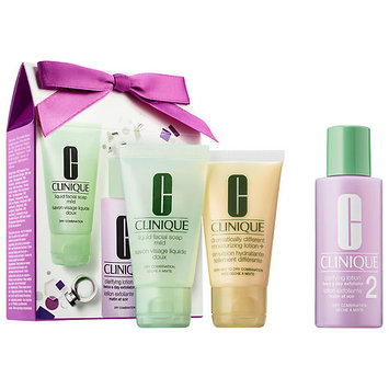 Clinique Great Skin Set 1-2-3 for Dry Skin