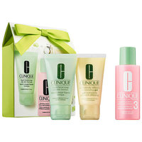 Clinique Great Skin Set 1-2-3 for Oily Skin