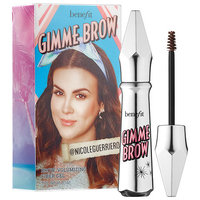 Benefit Cosmetics @nicoleguerriero's Desert Island Pick - Gimme Brow Volumizing Fiber Gel