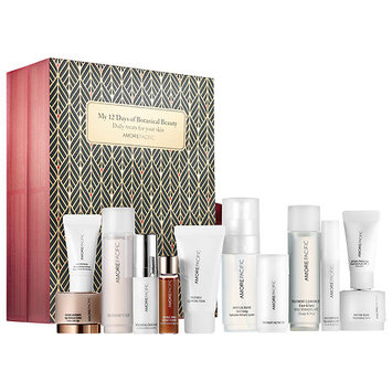 AMOREPACIFIC My 12 Days of Botanical Beauty