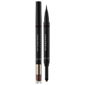 BURBERRY Cat Eye Liner and Shaping Shadow Chesnut Brown No. 02 .01 oz/ 0.5 g