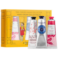 L'Occitane 3-Piece Hand Cream Collectibles