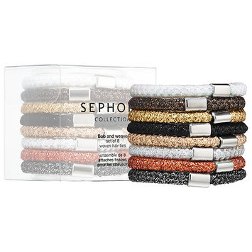 SEPHORA COLLECTION Bob and Weave Set of 8 Hair Ties