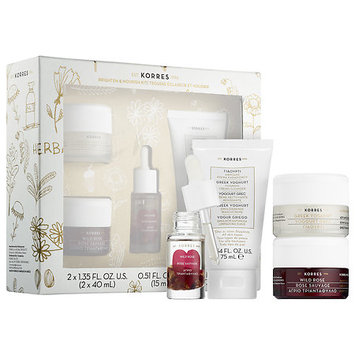 KORRES Brighten & Nourish Kit