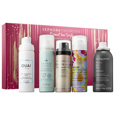 Sephora Favorites Extend Your Style Dry Shampoo Collection