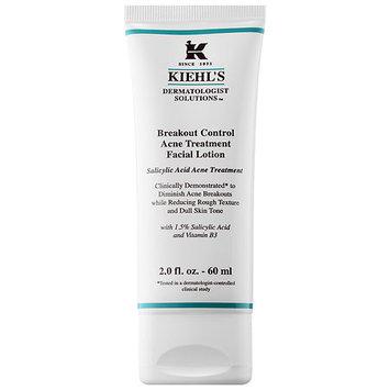 Kiehl's Since 1851 Breakout Control Acne Treatment Facial Lotion
