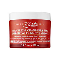 Kiehl's Since 1851 Turmeric & Cranberry Seed Energizing Radiance Mask 3.4 oz/ 100 mL