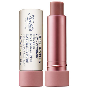 Kiehl's Since 1851 Butterstick Lip Treatment SPF 25 Naturally Nude 0.14 oz/ 4 g