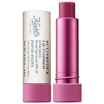 Kiehl's Since 1851 Butterstick Lip Treatment SPF 25 Pop of Peony 0.14 oz/ 4 g
