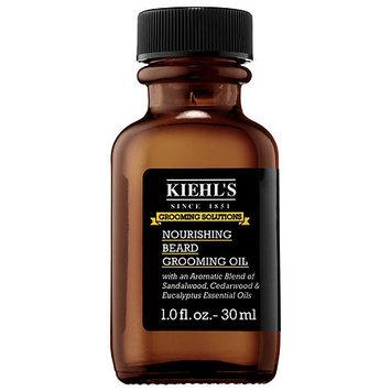 Kiehl's Since 1851 Grooming Solutions Nourishing Beard Grooming Oil 1 oz/ 30 mL