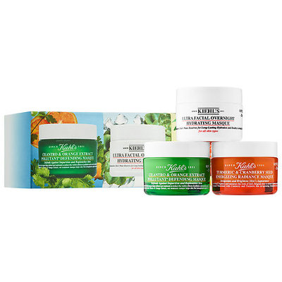 Kiehl's Nature-Powered Mask Collection