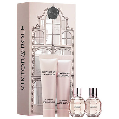 Viktor & Rolf Flowerbomb Mini Travel Coffret