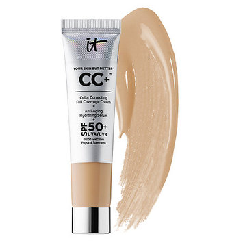 IT Cosmetics Your Skin But Better(TM) CC+(TM) Cream with SPF 50+ Medium 0.4 oz/ 12 mL