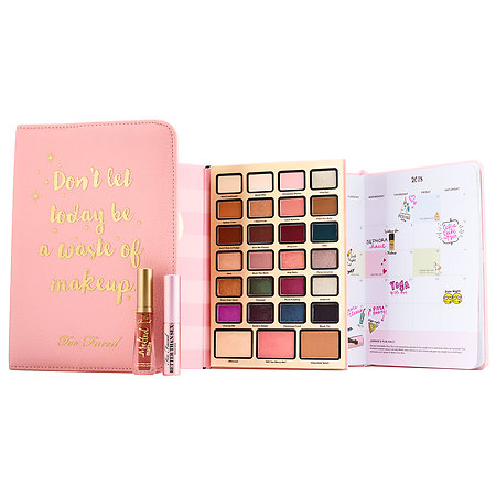 Too Faced Boss Lady Beauty Agenda