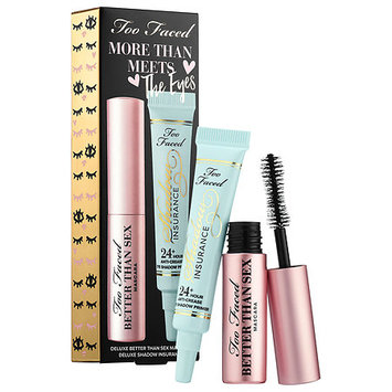 Too Faced More Than Meets the Eyes Duo Better Than Sex Mascara in Black