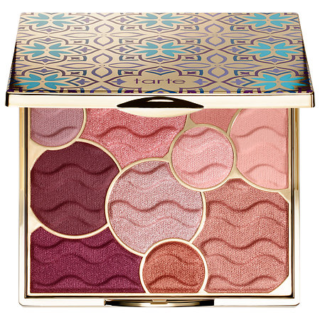 tarte Limited-Edition Buried Treasure Eyeshadow Palette