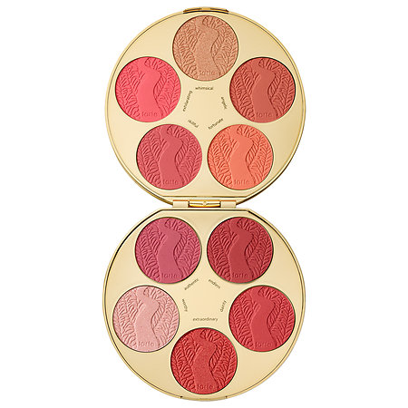 tarte Limited-Edition Blush Bazaar Amazonian Clay Blush Palette