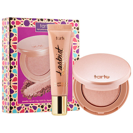 tarte Limited-Edition Overexposed Highlighter Set exposed