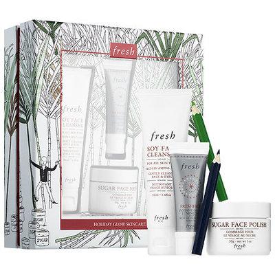 fresh Holiday Glow Skincare Set