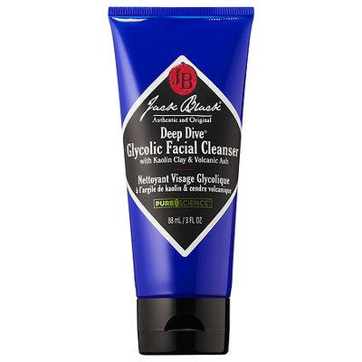 Jack Black Deep Dive Glycolic Facial Cleanser 3 oz/ 88 mL