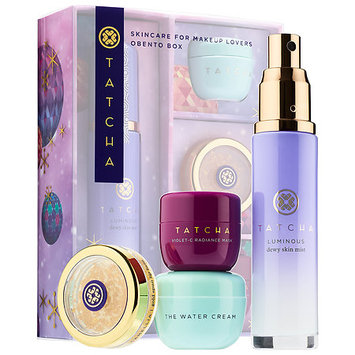 Tatcha Skincare for Makeup Lovers Obento Box
