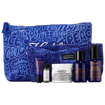 Kiehl's Since 1851 Kiehl's x Kate Moross Midnight Must-Haves