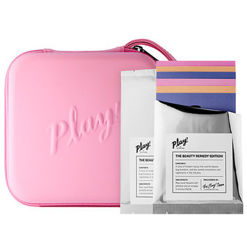 PLAY by SEPHORA PLAY! by SEPHORA The Beauty Remedy Edition Edition I