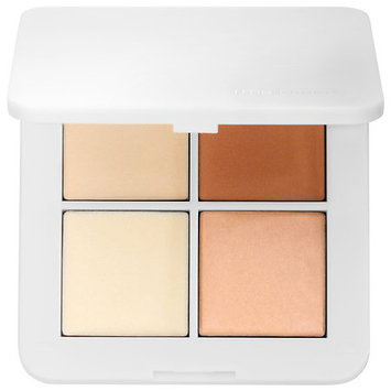 rms beauty Luminizer X Quad Highlighter Palette