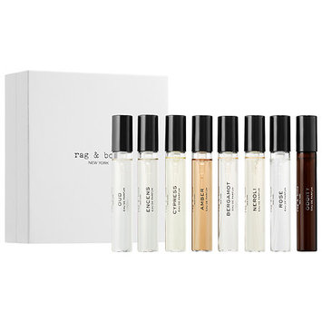 rag & bone Fine Fragrance Collection Sampler 8 x 0.11 oz/ 3.5 mL