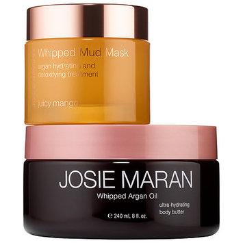 Josie Maran Juicy Mango Whipped Argan Mask and Body Duo