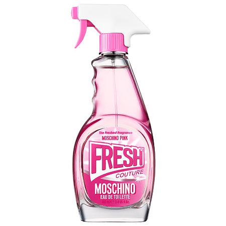 Moschino Pink Fresh Couture Eau de Toilette Spray