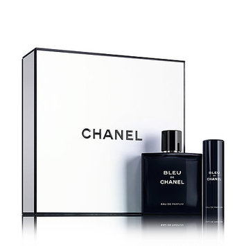 CHANEL BLEU DE CHANEL Eau de Parfum Travel Spray Gift Set